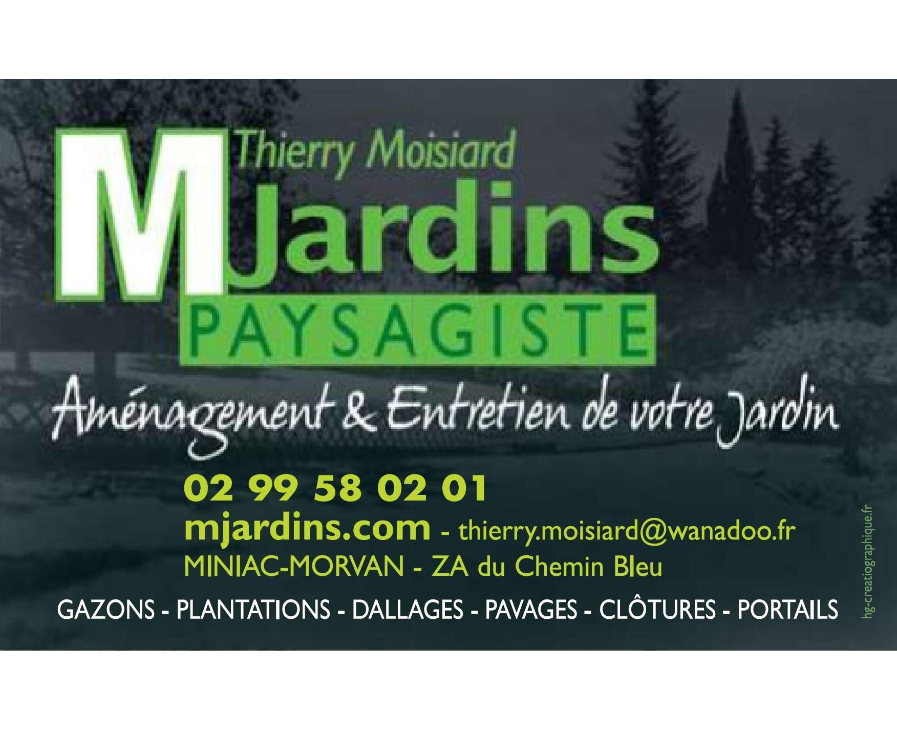 MJardins - Paysagiste Miniac-Morvan Saint Malo